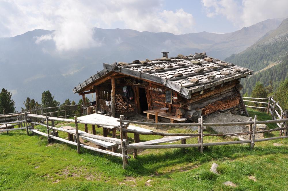 Estate nella val d 39 ultimo marschalkhof estate in montagna vacanze di escursione - Riscaldare velocemente casa montagna ...